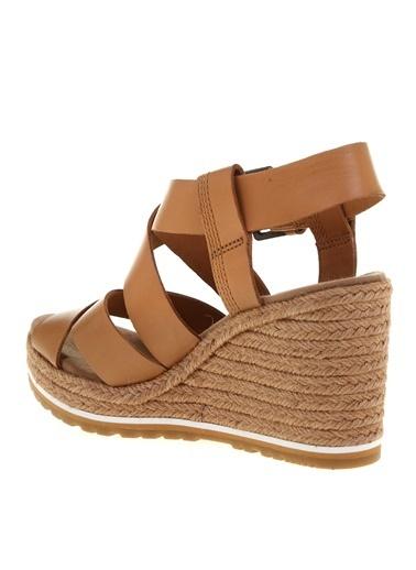 Timberland Sandalet Bej